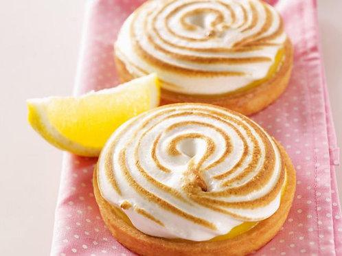 Tartelette citron meringué