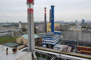 Plynová turbína Bratislava, Slovensko (2009 – 2010)