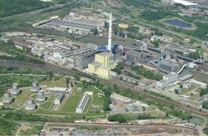 Central eléctrica Komořany (2008-2013)