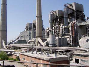Central eléctrica Elbistan B, Turquía (1995-1998)