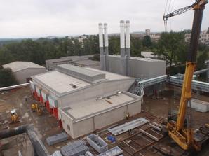 Planá nad Lužnicí Heating Plant (2012-2014)