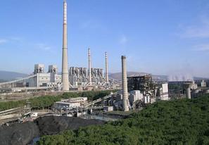 Central eléctrica Soma, Turquía (1980-1991)