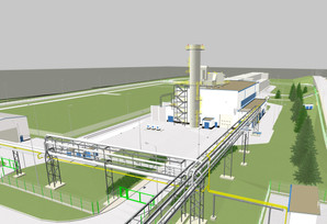 Kladno power plant (2004 - 2006)