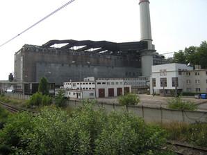 Central eléctrica Komořany (1994)