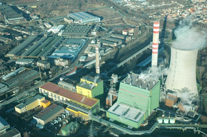 Central eléctrica Kladno (1996-2001)