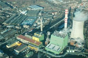 Kladno Power Plant (1996 – 2001)
