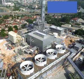CCPP 250 MW, Skopje, Macedonia (2007 – 2008)