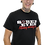 Thumbnail: T-Shirt Black Gildan Unisex