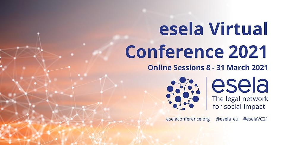 (Private ticket) esela Virtual Conference 2021