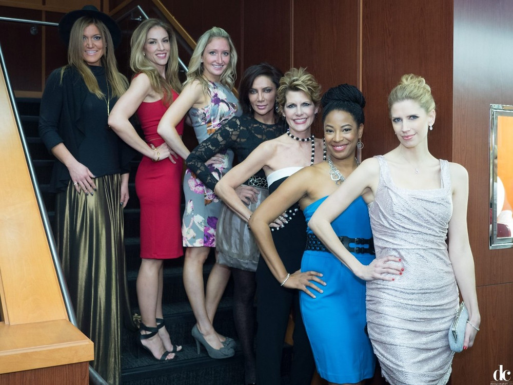 Fashion Stars For A Cause:  Continuing to raise funds for the Suicide and Crisis Center of North Texas