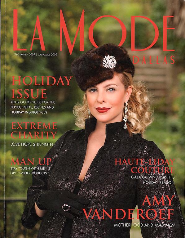 Amy Vanderoef for LaMode Magazine