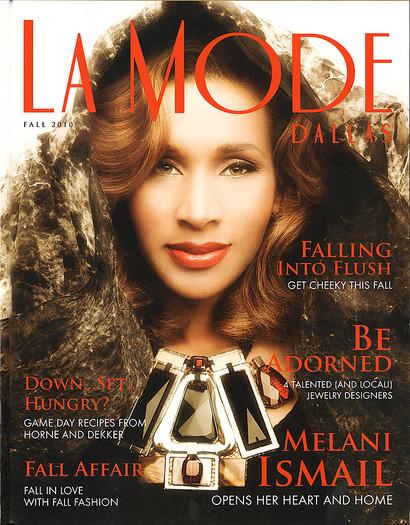 Melani Ismail for LaMode Magazine