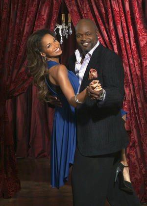 Pat and Emmitt Smith featured in Essence Magazine