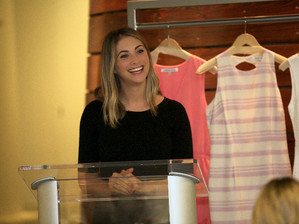 Cupcakes & Cashmere's Schuman Dishes On Blogging and Designing