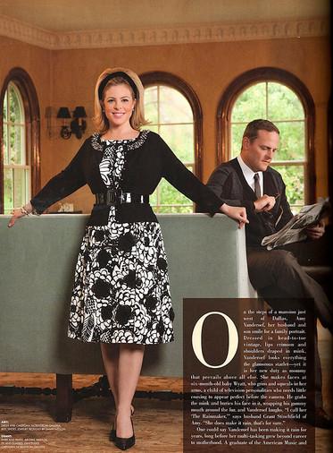 Amy Vanderoef and Grant Stitchfield for LaMode Magazine
