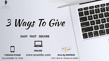 three ways to give.heic