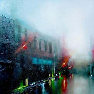Glowing in the Rain