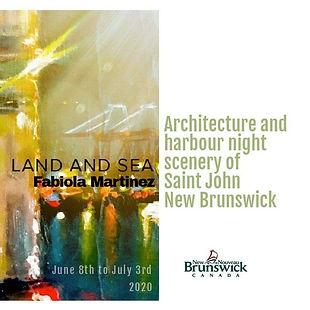 Land and Sea Fabiola Martinez