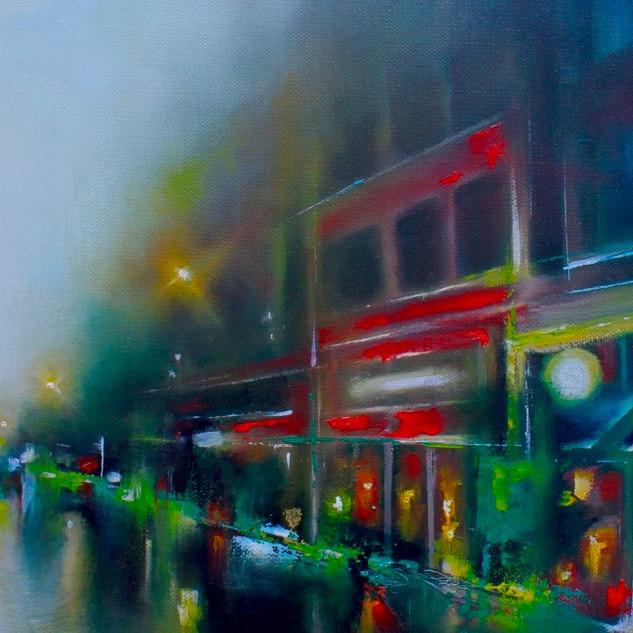Evening Haze II