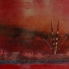 Scarlet Thorns I