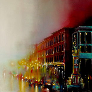 Haze in Saint John III,