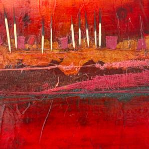 Scarlet Thorns X
