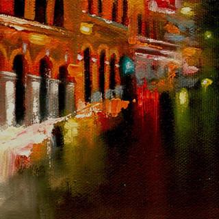 Glowing Night II