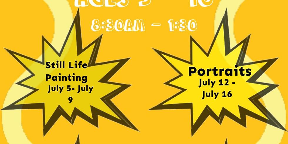 Summer Camps- Jul 26 – Jul 30