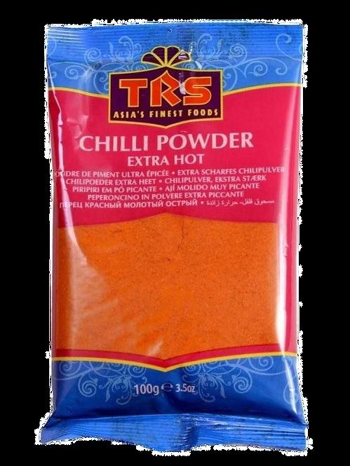 Čilli pulveris 100g TRS