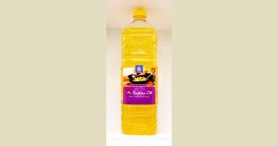 Sojas eļļa 1L (soybean oil)
