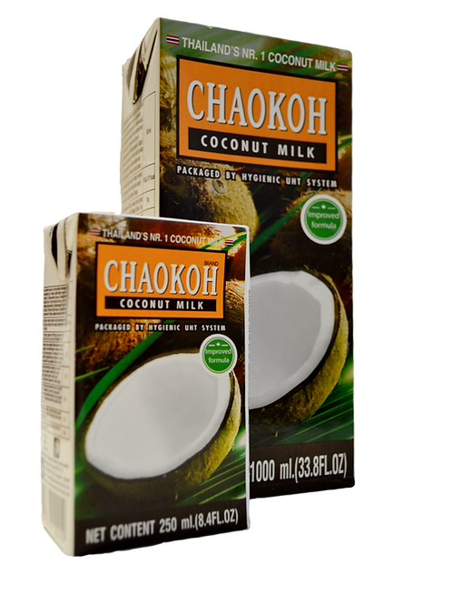 Kokosriekstu piens