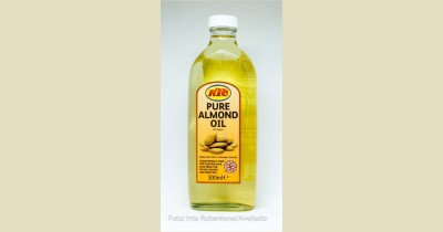 Mandeļu eļļa (almond oil) 300ml
