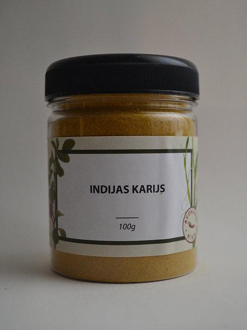 Indijas karijs (ass)