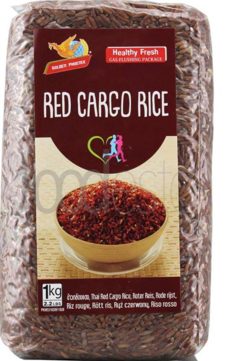 Sarkanie rīsi