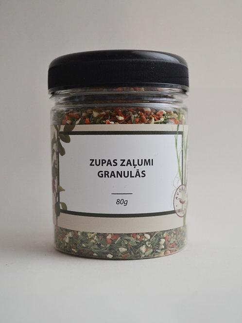 Zupām (granulas)