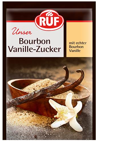 Burbona vaniļas cukurs