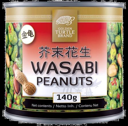 Zemesrieksti ar wasabi 140g
