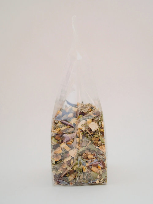 Ajurvēdas nomierinošā tēja 80 g
