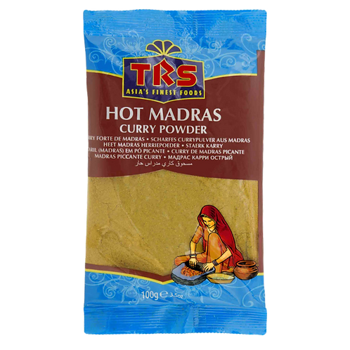 Karijs (hot madras curry) 100g TRS