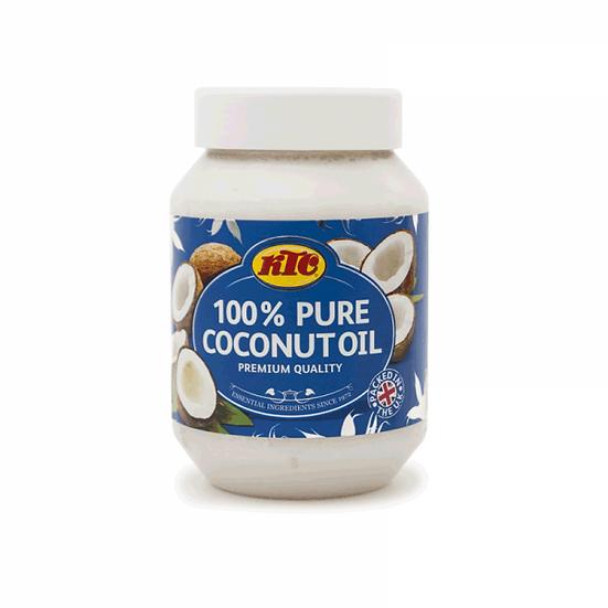 Kokosriekstu eļļa (coconut oil)