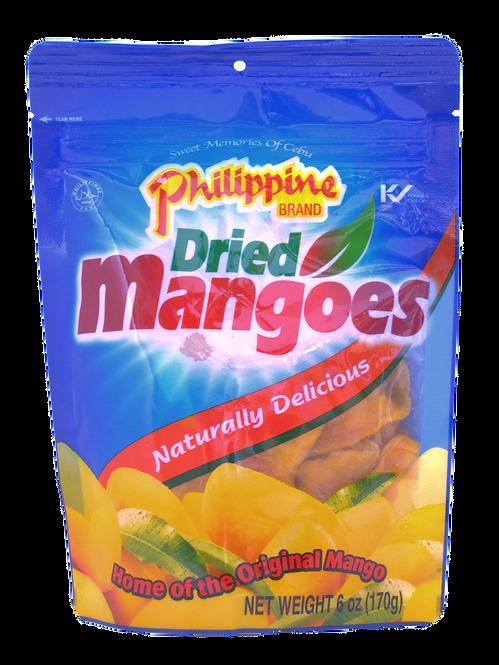 Kaltēts mango 170 g