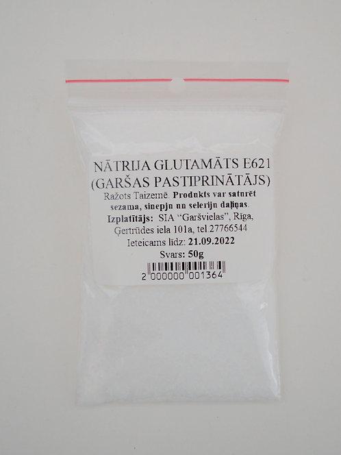 Garšas pastiprinātājs: Nātrija glutamāts 50g