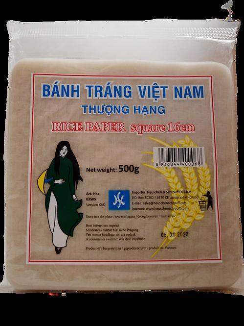 Vjetnamiešu rīsu papīrs 500 g