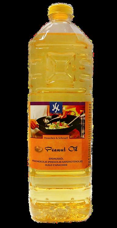 Zemesriekstu eļļa 1L