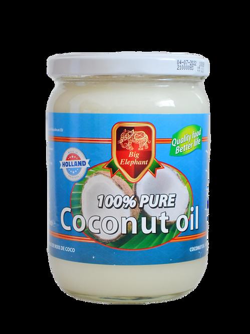 Kokosriekstu eļļa (coconut oil) 500ml