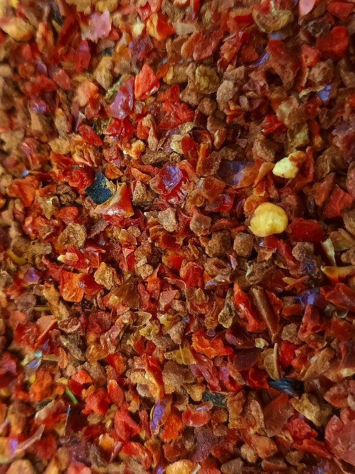Paprikas granulas