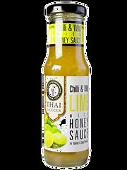 Laima, čilli un medus mērce (sweet chilli, lime and honey sauce) 150ml