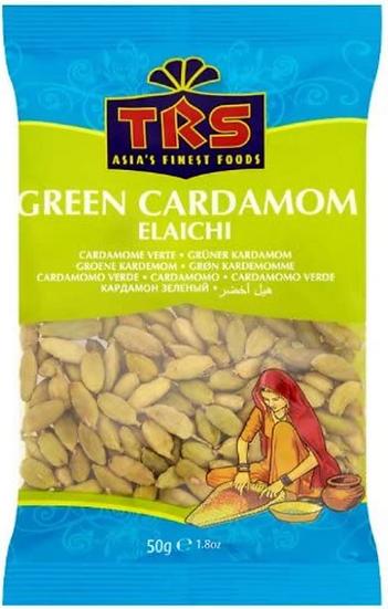 Kardamons zaļais