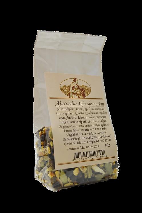 Ajurvēdas tēja sivietēm 80g