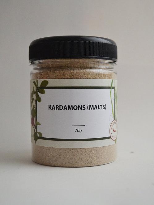 Zaļais kardamons malts